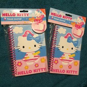 Hello Kitty journals